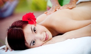 Oriental Therapies: One-Hour Shiatsu or Thai massage: One ($39) or Two ($75) Sessions at Oriental Therapies (Up to $170 Value)