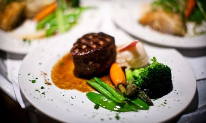 Brock House Restaurant - West Point Grey: Six-Course Tasting Menu for Two or Four at Brock House Restaurant (Up to 54% Off)