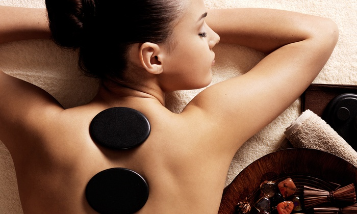 Mystic Mermaid - Colorado Springs: $109 for Three 60-Minute Hot-StoneMassages at Mystic Mermaid ($225 Value)