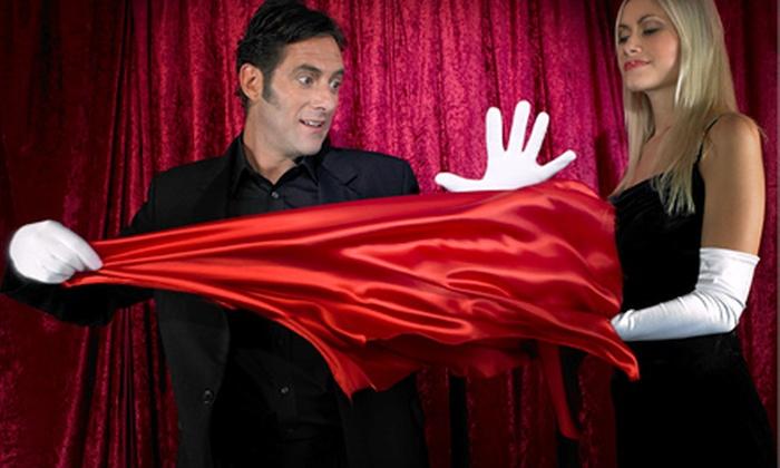 Grasso's Magic Theatre - Philadelphia: Sunday Family Fun Magic Show for Two or Four at Grasso's Magic Theatre (Up to 52% Off)
