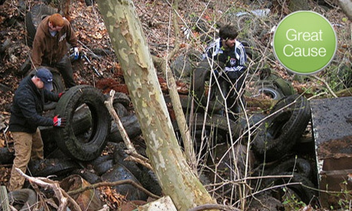 Chesapeake Bay Trust - SBIC/ West Federal Hill: If 50 People Donate $10, Then Chesapeake Bay Trust Can Remove 2,000 Pounds of Trash from Local Rivers and Streams