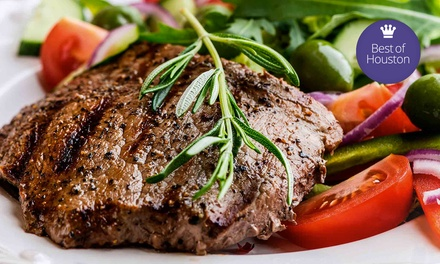 Three-Course Dinner for Two or Four at Ray's Gourmet Country (Up to 45% Off)