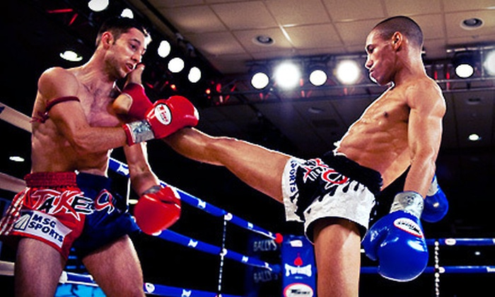 Muay Thai at The Mecca - Chelsea: One Ticket to Muay Thai at The Mecca at Madison Square Garden on March 16 at 7:30 p.m. Three Options Available.
