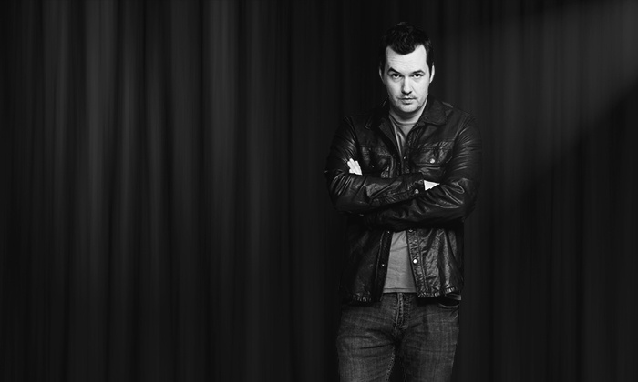 Jim Jefferies - Fox Theater at Foxwoods Resort Casino: Jim Jefferies for Two with Drinks at Fox Theater on Saturday, July 12, at 11 p.m. (Up to 50% Off)