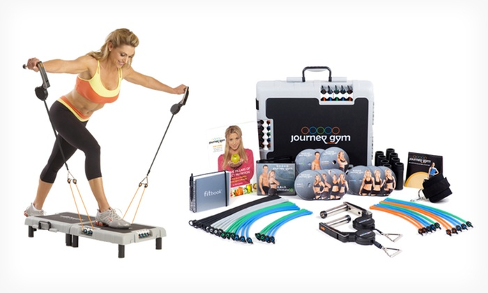 Journey Gym System: Journey Gym Portable Workout Systems (Up to 56% Off). Multiple Systems Available. Free Shipping and Returns.