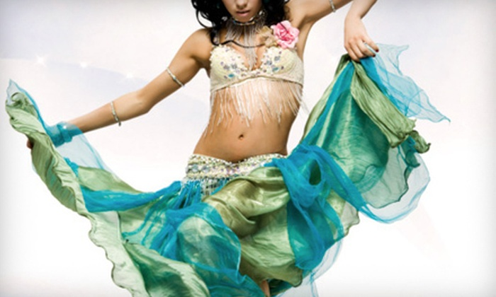 Atlanta Fusion Belly Dance - Midtown: 12 or 24 Belly-Dancing or Zumba Classes at Atlanta Fusion Belly Dance (Up to 83% Off)