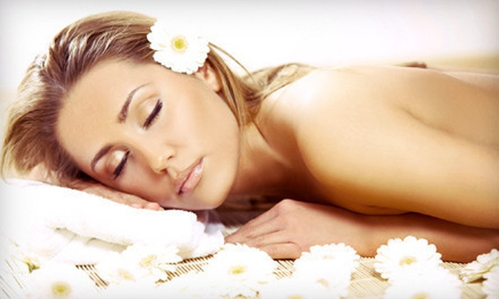 Spoiled Rotten Events - San Buenaventura (Ventura): $159 for a Three-Hour Mobile Spa Day Package from Spoiled Rotten Events ($325 Value)