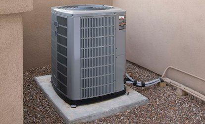 image for $36 for an Air-Conditioner or Heating Tune-Up from Custom Air, Inc. ($130 Value)