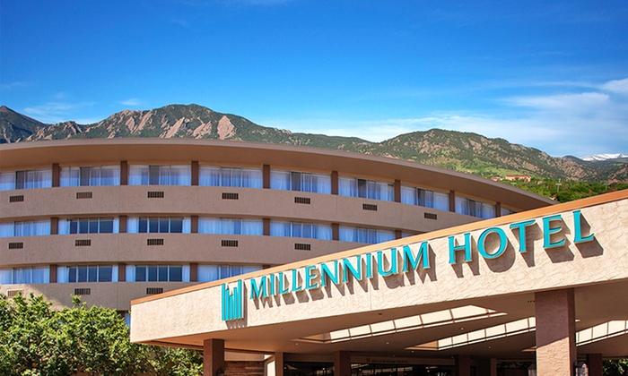 Millennium Harvest House - Boulder: Stay at Millennium Harvest House Boulder; Dates Available into February