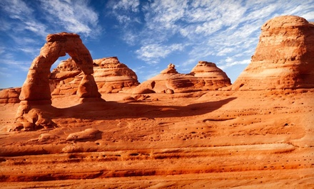Stay at Best Western Plus Canyonlands Inn in Moab, UT. Dates into March.