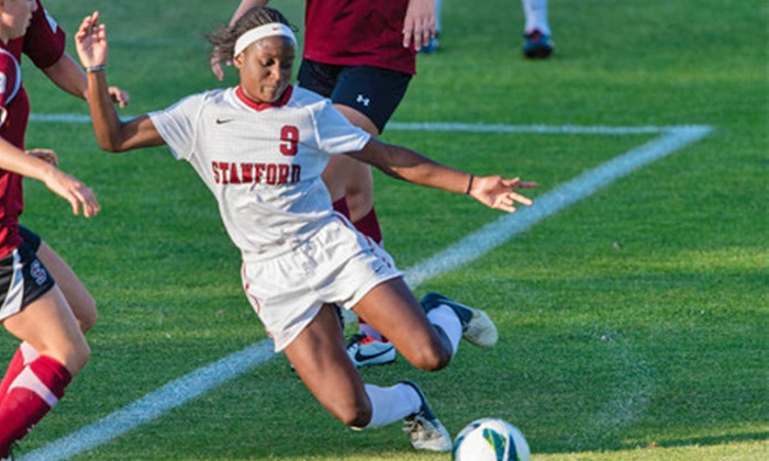 Stanford Cardinal Men's and Women's Soccer - Stanford: $5 for a Stanford Men's or Women's Soccer Game at Laird Q. Cagan Stadium ($10 Value). Four Dates Available.