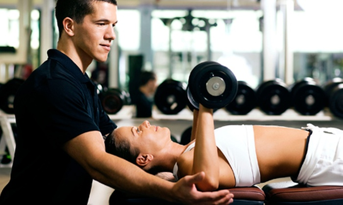 Pro Fitness - Pro Fitness: 10 or 16 Personal-Training Sessions at Pro Fitness (Up to 81% Off)
