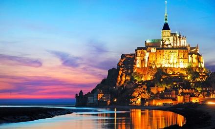 Proche Mont Saint Michel : 1 à 3 nuits avec champagne et repas en option au Best Western Le Moulin de Ducey pour 2