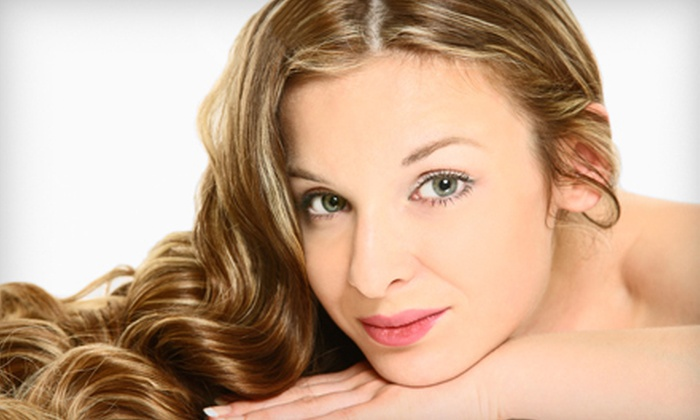 Aqua Blue Beauty & Bodyworks - Heatherwilde Medical Office Park: One or Three IPL Photofacials at Aqua Blue Beauty & Bodyworks (Up to 76% Off)