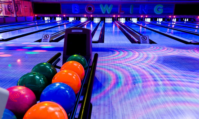 Splitz - Splitz: Bowling, Laser Tag, and Arcade Experience for Two or Four People at Splitz (Up to 51% Off)