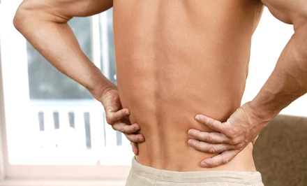 60- or 90-Minute Massage with Posture Assessment at Triangle Spine Centers (Up to 57% Off)