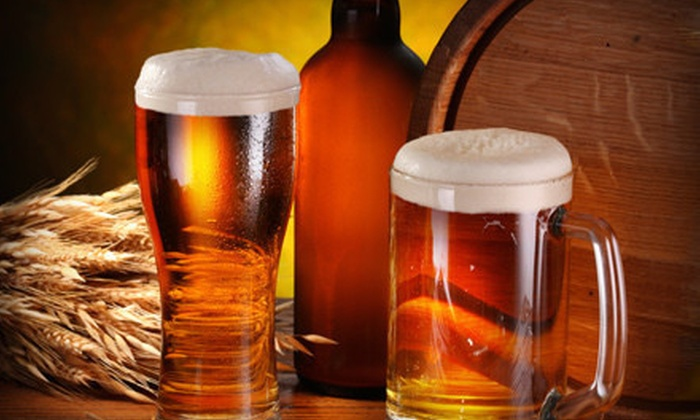 Niagara Fun Tours - Multiple Locations: $38 for Microbrewery and Winery Tour from Niagara Fun Tours ($89 Value)