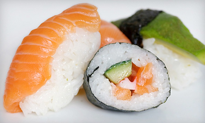 Eight Piece - Vernon Hills: $10 for $20 Worth of Signature or Customized Sushi at Eight Piece