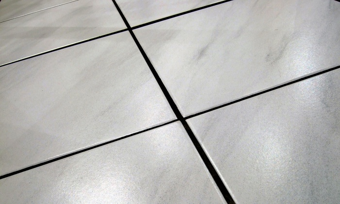 CSI-Absolute Clean - Jefferson Park: $149 for Natural Stone, Tile, and Grout Cleaning and Sealing ($450 value) from CSI-Absolute Clean