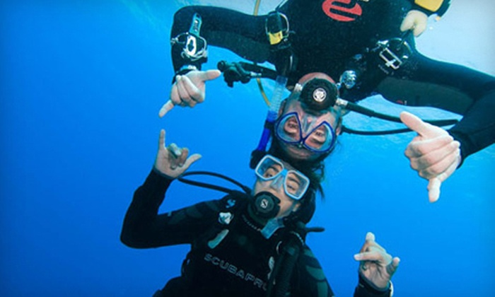 Columbia Scuba - Northeast Columbia: $185 for a PADI Open Water Diver Certification Course at Columbia Scuba ($399 Value)