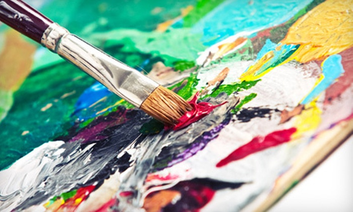 Mintons Academy of Music - The Regency: $22 for One Kids' Art Class at Mintons Academy of Music in Ashburn ($45 Value)