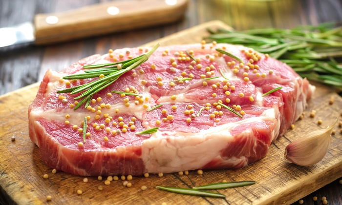 Springfield Butcher - Springfield Butcher: $13 for $26 Worth of Meat and Seafood at Springfield Butcher