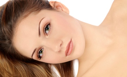 Anti-Aging Facials from Bersa Bartfield at Shear Thairapy Salon & Spa (Up to 64% Off). Three Options Available.