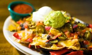 Esto es México: Menú mexicano para 2 o 4 con entrantes, principal, bebida con opción a postre desde 19,90 € en Esto es México