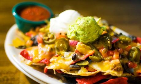 Menú mexicano para 2 o 4 con entrantes, principal, bebida con opción a postre desde 19,90 € en Esto es México