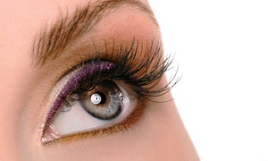 Nails Design: One Full Set of Eyelash Extensions with Optional Refill at Nails Design (Up to 64% Off)