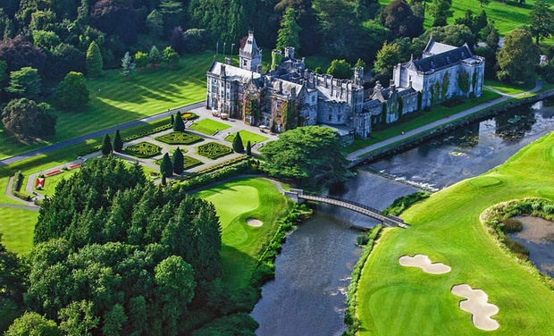TripAlertz wants you to check out ✈ 8-Day Ireland Vacation w/ Air & Rental Car from Great Value Vacations. Price per Person Based on Quadruple Occupancy. ✈ 8-Day Ireland Trip w/ 5-Star Villa & Airfare  - Ireland Vacation