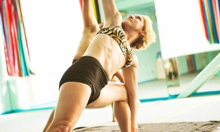 5, 10, or 25 Bikram Yoga Classes at Bikram Yoga in the Mission (Up to 64% Off)