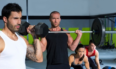 One, Two, or Three Months of CrossFit at CrossFit Hailstorm (Up to 69% Off)