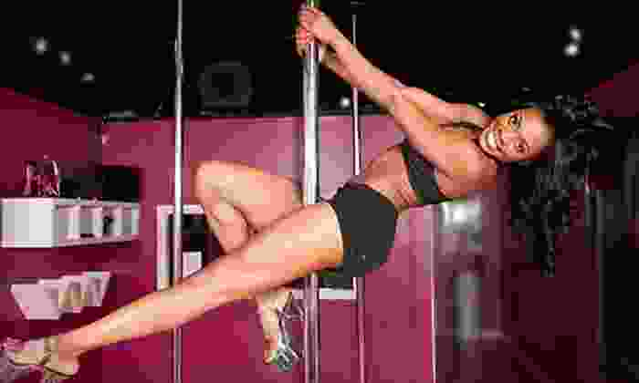 Miami Exotic Workouts Pole Fitness - Multiple Locations: $20 for Three Pole-Fitness Classes at Miami Exotic Workouts Pole Fitness ($75 Value)