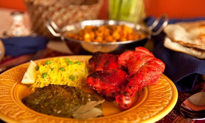 Kababish - Alpharetta: Indian Food and Drink or Lunch for Two at Kababish (Up to 48% Off)