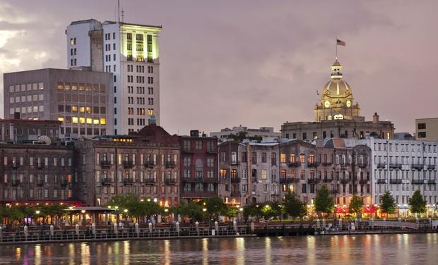 San's Boutique Hotel and Suites - Savannah, GA: Stay at San's Boutique Hotel and Suites in Savannah, GA. Dates into November.