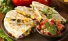 Cilantro and Burrito Shack - Multiple Locations: $21 for Three Groupons, Each Good for $15 of Food at Cilantro or Burrito Shack ($45 Total Value)