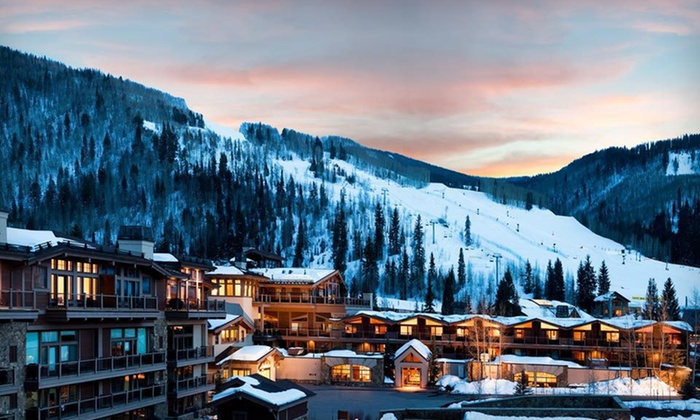 null - Denver: Two-Night Stay for Up to Six at Manor Vail Lodge in Vail, CO