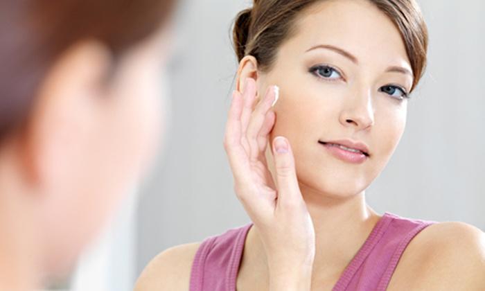 Skin and Wellness Centre - Skin and Wellness Centre: Mid May Madness: Environ Facial and Massage at Skin and Wellness Centre