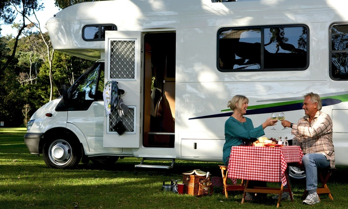 Wild Frontier Campground - Ocala: One or Thee Days and Nights of RV Camping at Wild Frontier Campground (Up to 65% Off)