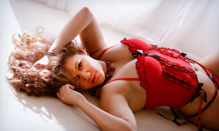Diamonds&Desire - Springfield: $99 for a Boudoir Photography Package with a Four-Hour Shoot and Makeup at Diamonds&Desire ($479 Value)