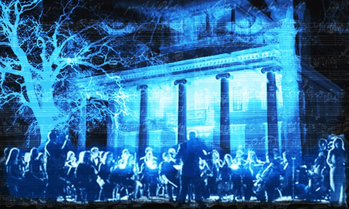 The Haunted Mansion Concert - Salt Lake City: Salt Lake Pops Studio Orchestra's The Haunted Mansion Concert for Two on October 25 or 26 (Up to Half Off)