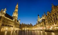 Brüssel: 1 oder 2 Nächte für Zwei, optional mit Frühstück im 4* Izan Avenue Louise