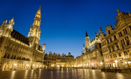 Brussels: Double Room for Two with Option on Breakfast at hte 4* Hotel Izan
