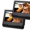 "Sylvania 10.1"" Dual-Screen Portable DVD Player (Manufacturer Refurb.)"
