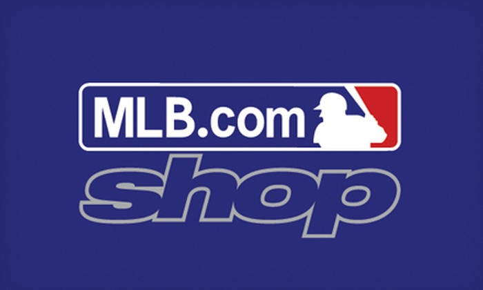 MLB.com/shop: $20 for $40 Worth of Official Team Merchandise at MLB.com/shop