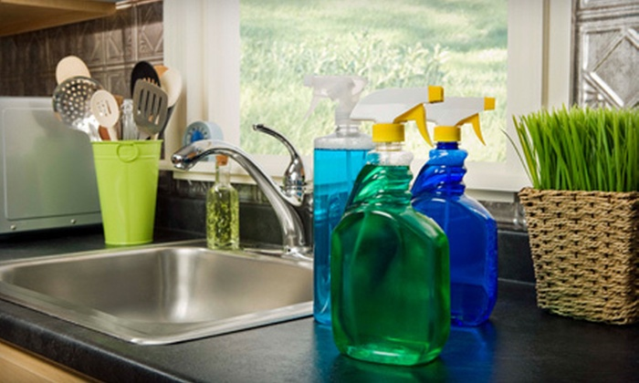 One Touch Cleaning  - Ottawa: One or Three Two-Hour Housecleaning Sessions from One Touch Cleaning  (Up to 75% Off)