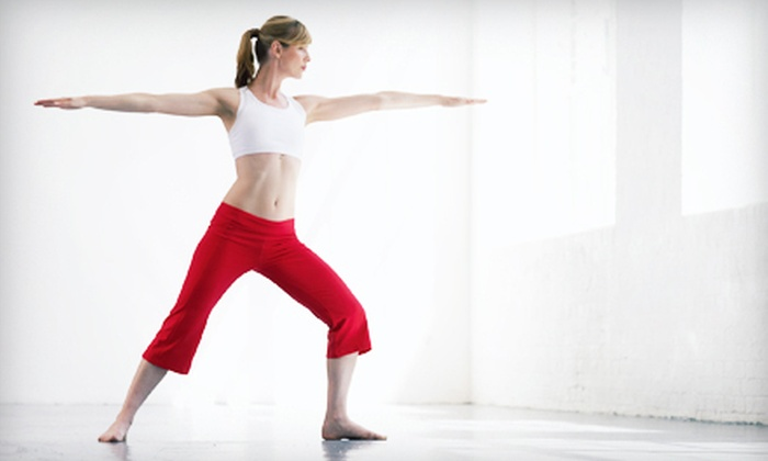 Mountaingoat Yoga Inc. - Katimavik - Hazeldean: Introductory Yoga Workshop or Five Yoga Classes at Mountaingoat Yoga Inc. (Up to 73% Off)