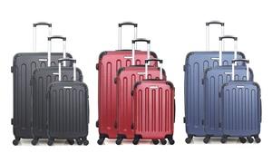 Set de 3 valises Bluestar