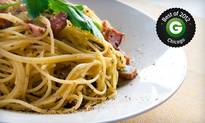 Bertucci's Restaurant & Lounge - Bertucci's Restaurant: Upscale Italian Cuisine for Lunch or Dinner at Bertucci's Restaurant & Lounge (Up to 51% Off)